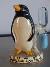 Penguin egg timer