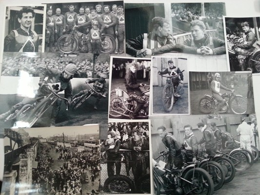 Speedway photograph collection