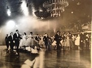 Dancing in the New Elizabethan ballroom