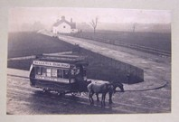 Horsedrawn tram at Belle Vue